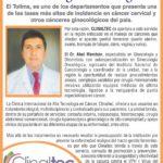 LANZAMIENTO SERVICIO DE GINECOLOGÍA ONCOLOGICA